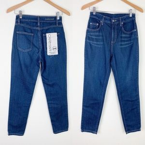 NEW CARMAR High Rise Ankle Skinny Jean Stretchy